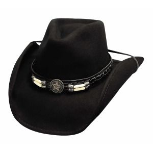 26db4db0e0c4a From the Cowboy Cool Collection  Skynard. Made of Premium Wool with a 3  3 4
