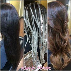 40 Ombre Hair Em Morenas Imagens Como Fazer Video Balayage