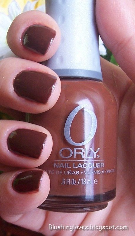 Orly Breathable Swatches Review With Images Nail Colors For
