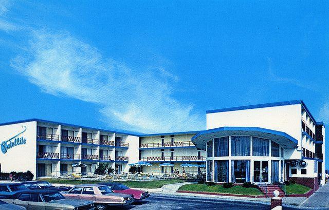 Satellite Motel Ocean City Md Ocean City Maryland Ocean City Ocean City Md