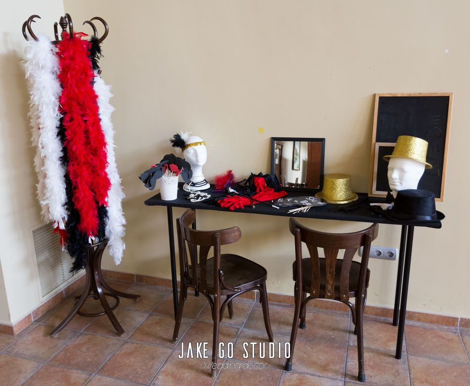 decoraci n de boda vintage y cabaret jake go studio