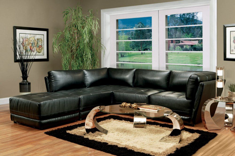 Living Room Design With Black Leather Sofa Custom Pictures Of Living Rooms With Black Leather Furniture  Google Design Inspiration