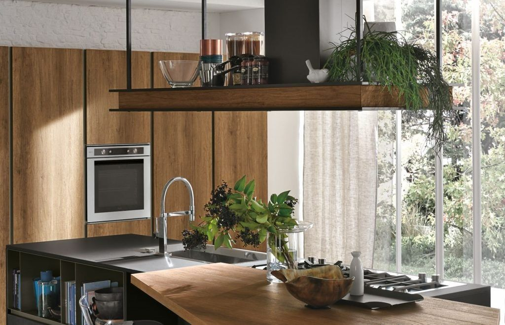 Cappa cucina a isola | casa | Pinterest | Cucina, Kitchens and House