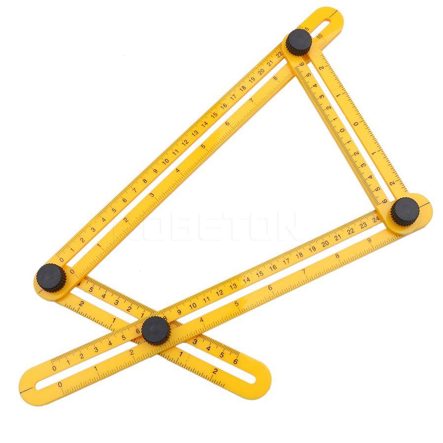 Vorlage Werkzeug Vier Seite Herrscher Multi-Winkel Herrscher ...