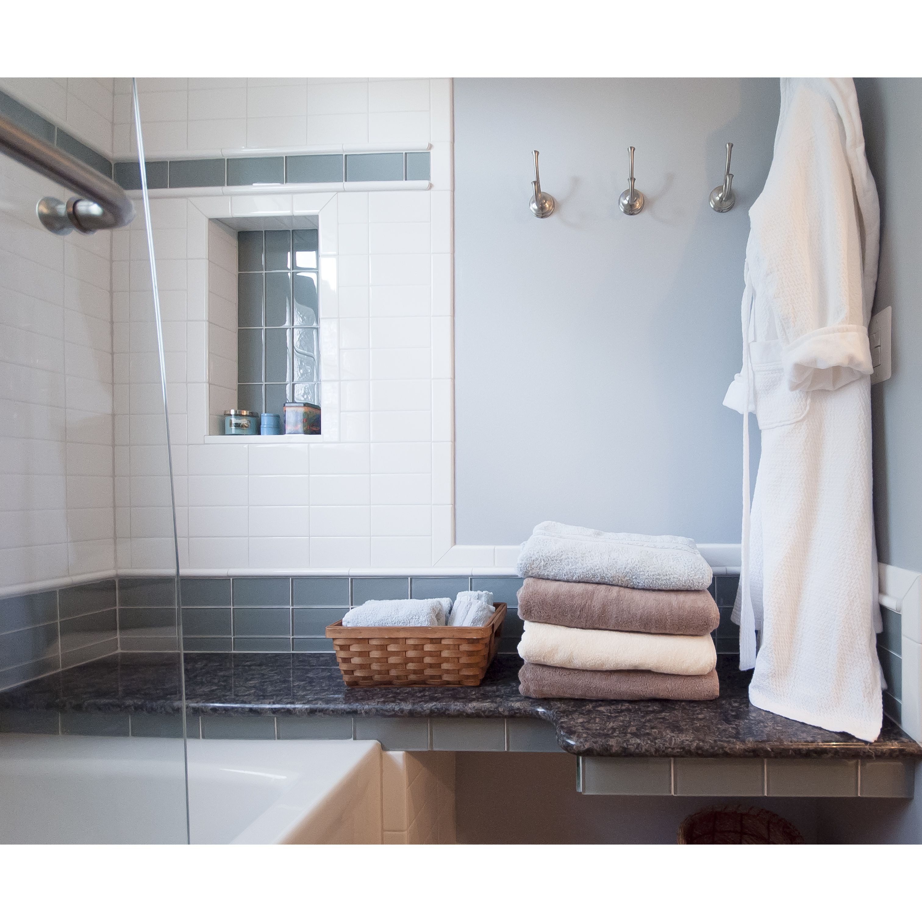 Our Own Bathroom Remodeling Results Cornerstone