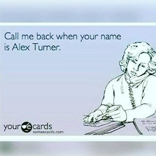 tlsp_am_milex/2016/08/20 22:56:30/I sent this to a guy who kept pestering me 😎 #alexturner #arcticmonkeys #thelastshadowpuppets