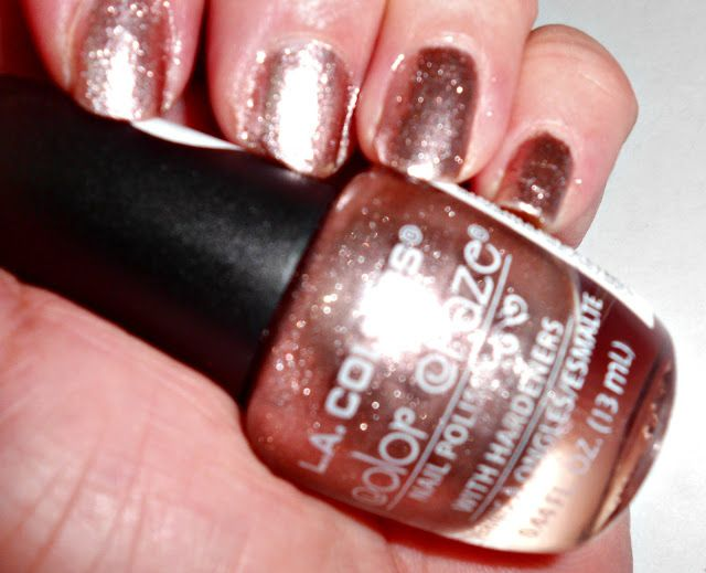 L.A, Colors - Color Craze Nail Polish - 797 - Review | PRODUCT ...