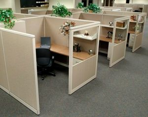 Image Result For Semi Private Office Cubicles