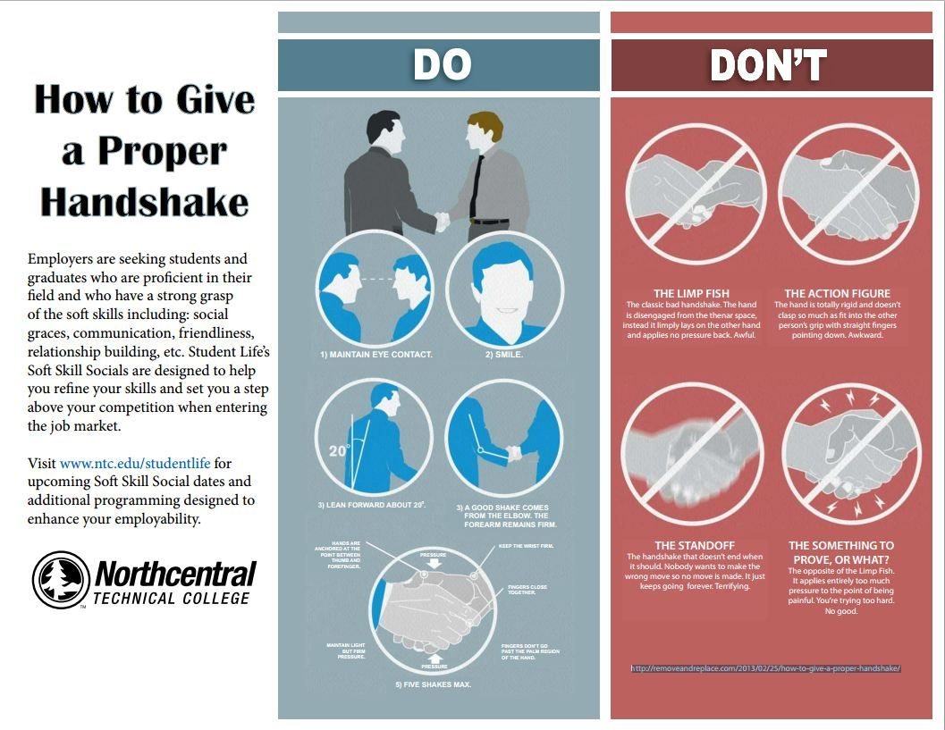 how to give a proper handshake soft skills how to give a proper handshake intern professionalprofessional developmentproper handshakesoft skills