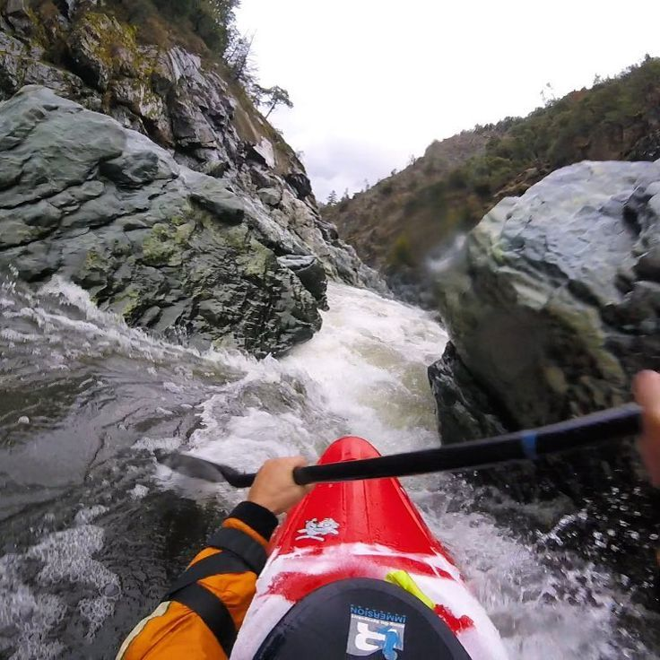 California is calling! whitewater paddling summer