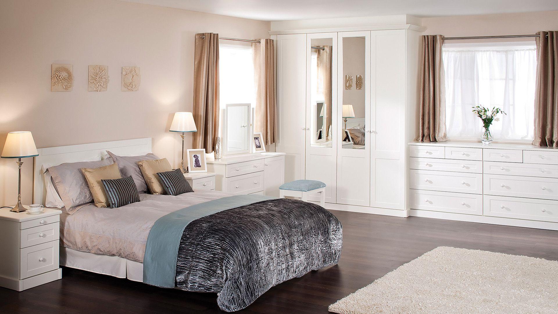 Amore 171 Fitted Bedroom Furniture Wardrobes UK