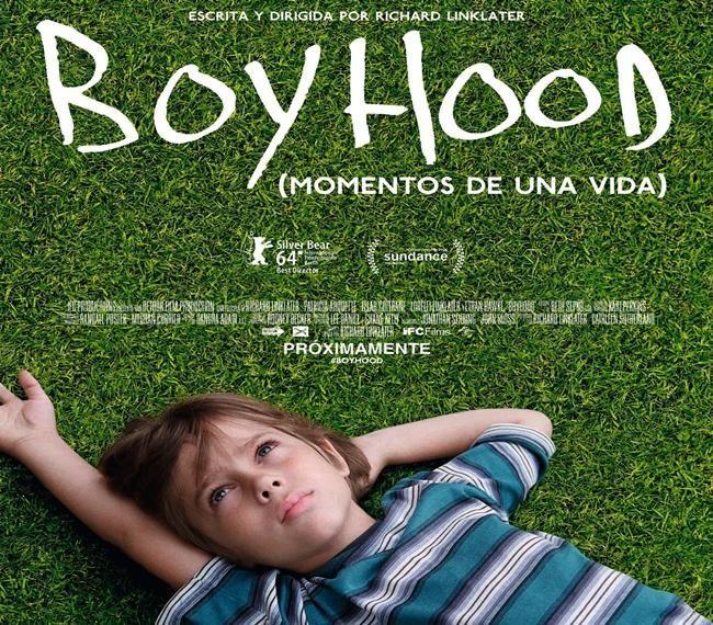 Boyhood Stream English