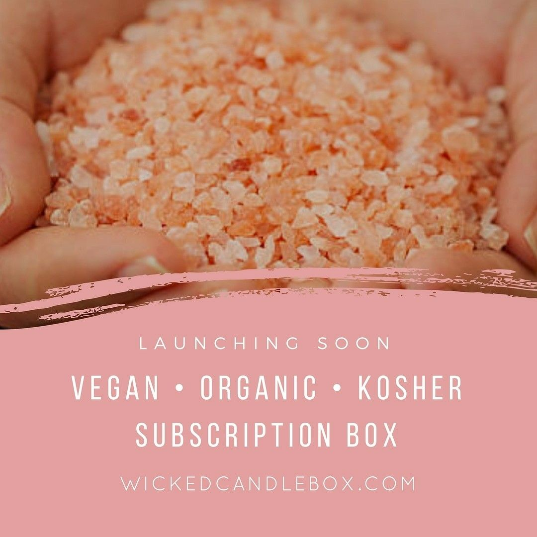 Candle + spa monthly subscription box   Monthly ...