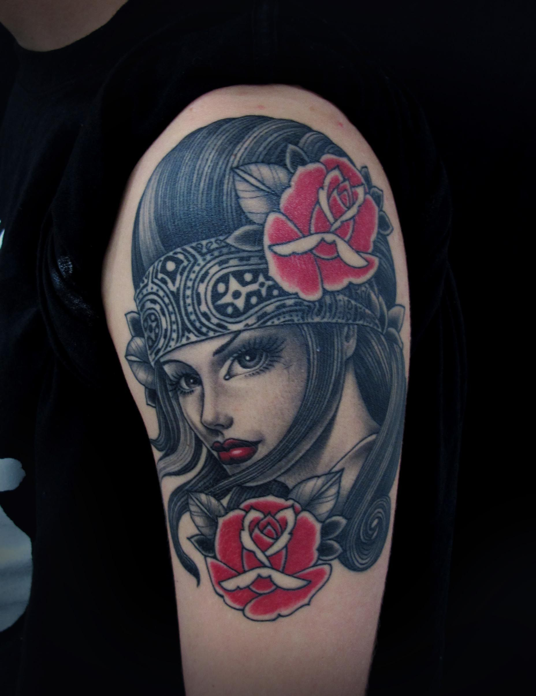 Tattoos « Tim Hendricks Tattoos