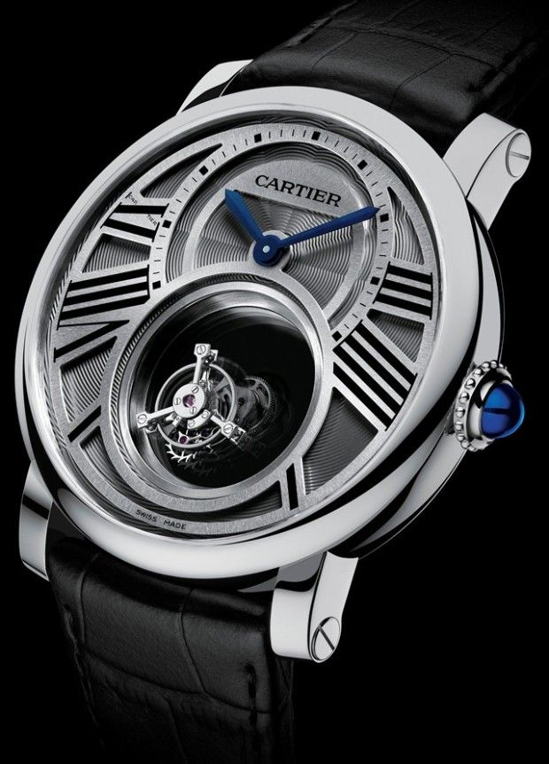 67e9dfbefa0 Rotonde de Cartier Mysterious Double Tourbillon