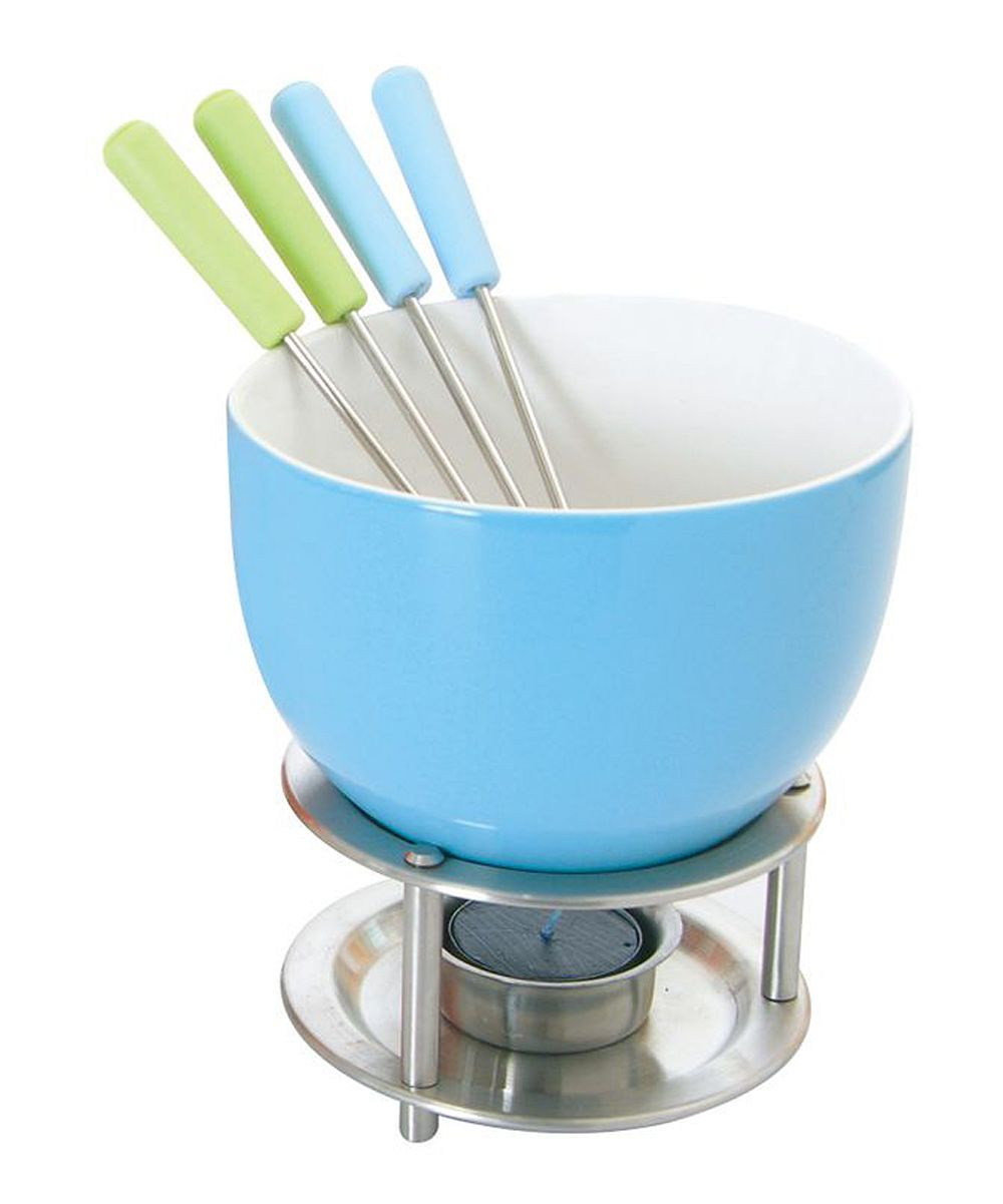 Mastrad Blue Chocolate Fondue Set (to buy) | Products I Love ...
