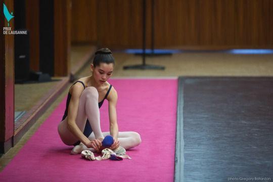 Prix De Lausanne 2015 Day 1- Ballet Photos: Gregory Batardon