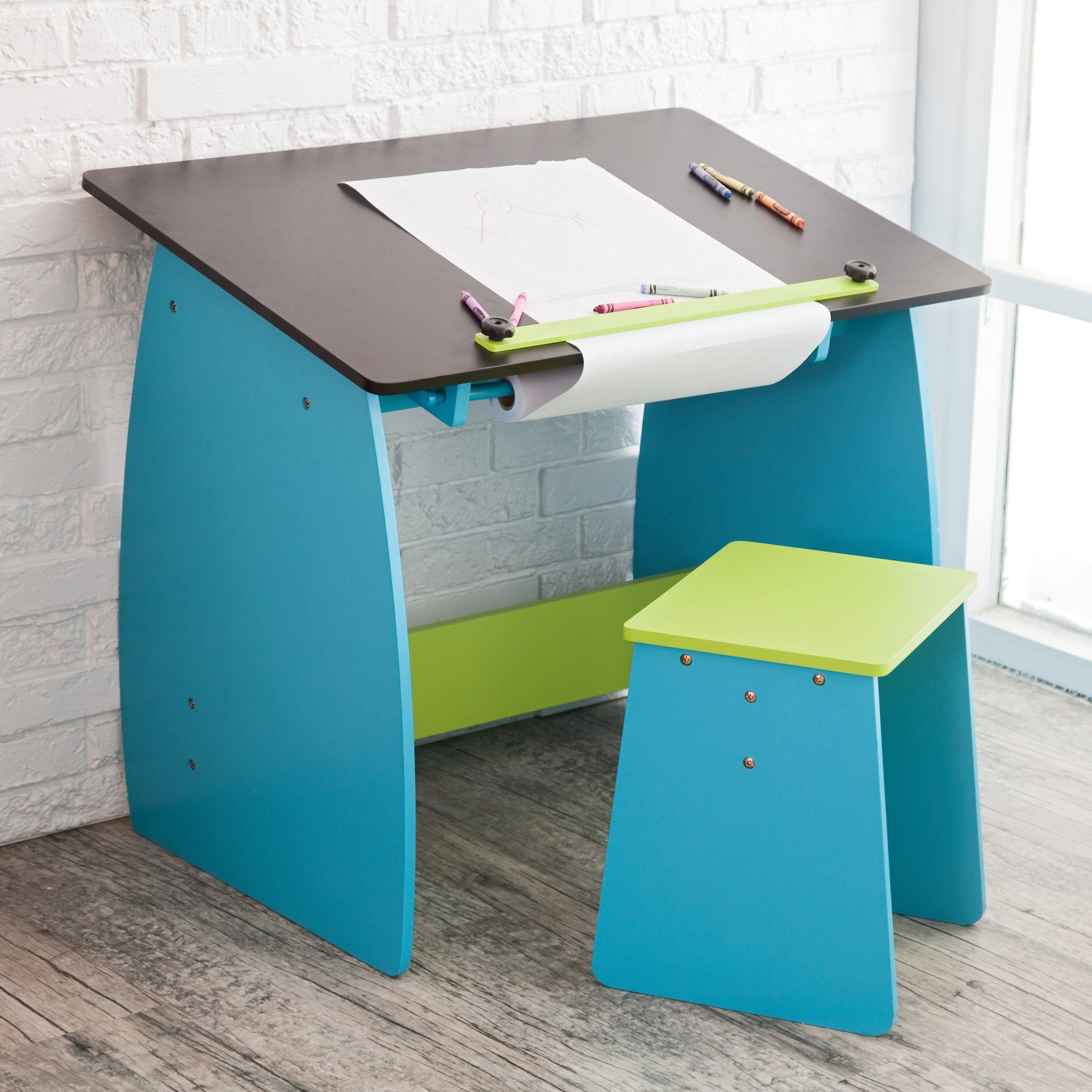 Have To Have It Studio Designs Kid S Blue And Green Drafting