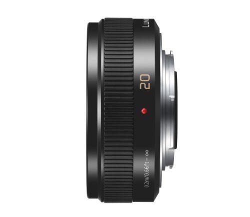 Amazon Com Panasonic Lumix G H H020ak 20mm F 1 7 Ii Asph Fixed Lens For Panasonic Olympus Micro Four Thirds Cameras Black Panasonic Lumix Panasonic Lens