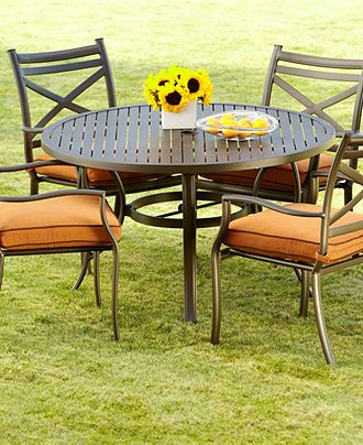 Soho Outdoor Patio Furniture Dining Sets Pieces Furniture