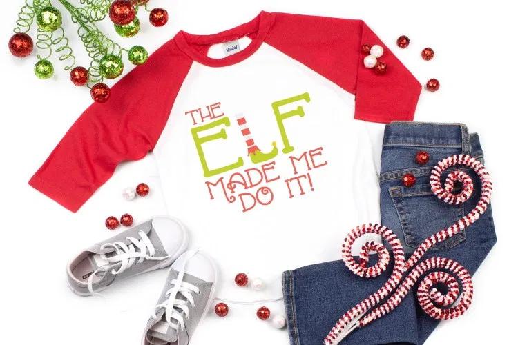 Christmas Elf SVG Bundle Christmas elf, Personalized