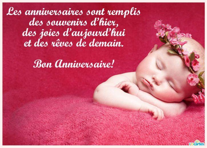 Texte Bon Anniversaire كلمات Happy Birthday Birthday Et