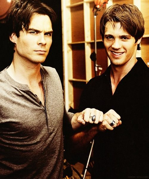 Jeremy & Damon (With Images)