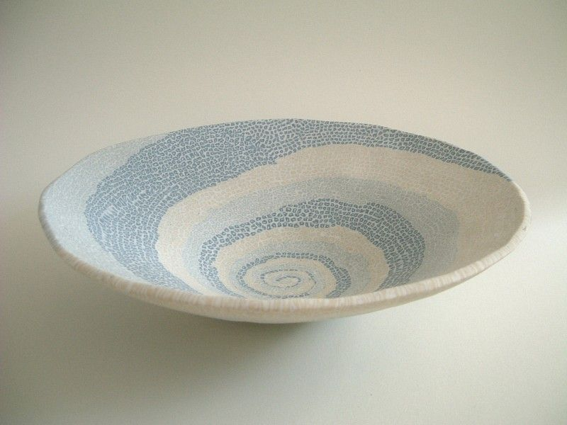 Nerikomi Large Megumi Fukuoka Beautiful Art For The Home Ceramic Bowls Ceramic Painting Ceramic Art