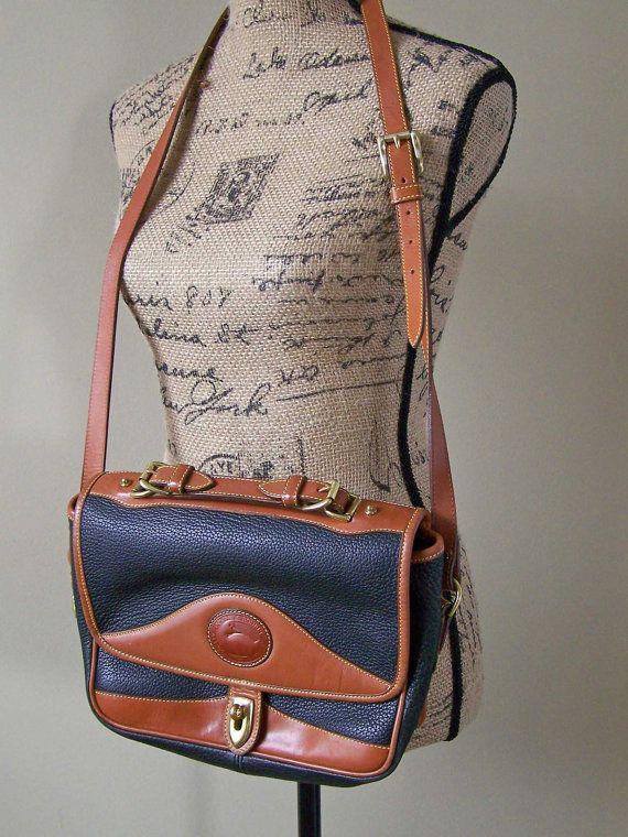 Dooney And Bourke Handbag Vintage By Alysbeads 120 00