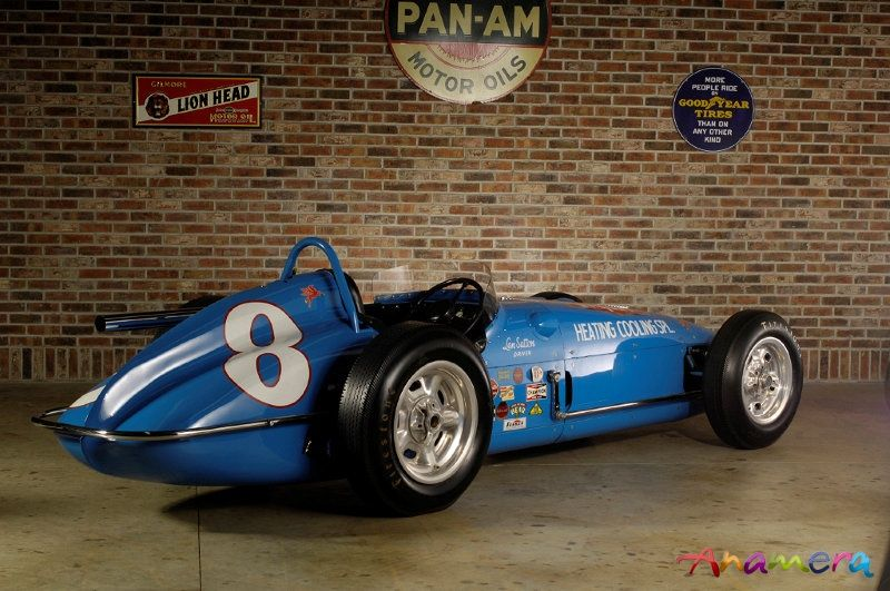 Harry Miller built this Miller Ford to race in the 1935 Indianapolis - new miller blueprint co austin
