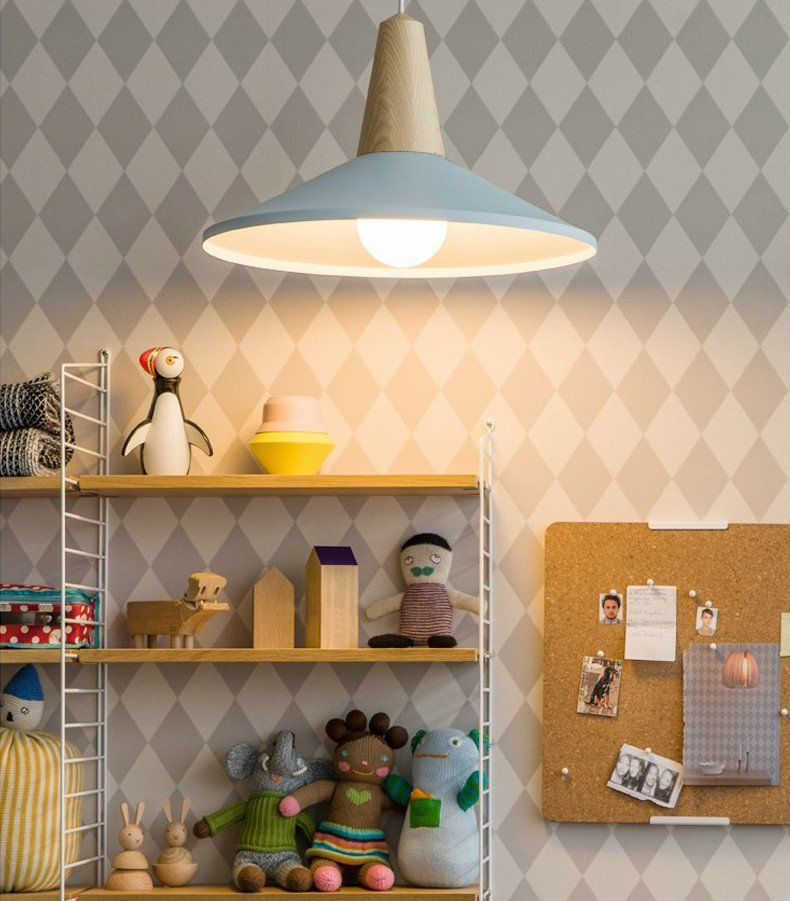 Lundlund Minimalist Scandinavian Wooden Pendant Light In 2020 Interior Simple Lighting Wooden Pendant Lighting