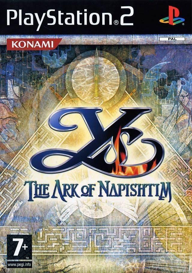 Ys The Ark Of Napishtim Com Imagens Jogos Colecoes