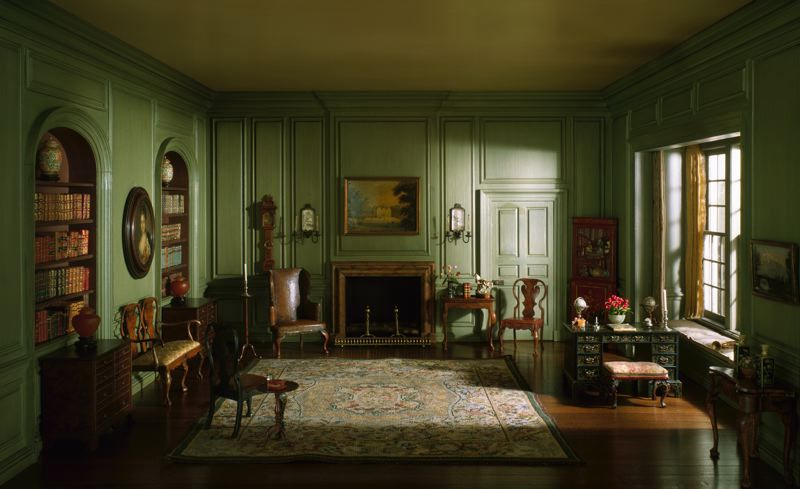 Rooms: Mrs. James Ward Thorne American, 1882-1966, E-6: English