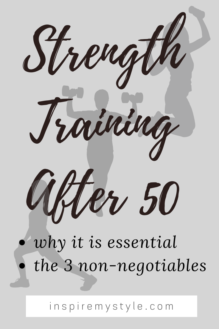 The Essentials of Strength Training After 50