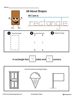 Early Childhood Math Worksheets ا������������ Pinterest Math, Shapes Early Childhood Worksheets Printables Counting And Number Recognition Are An Important Part Of Early Mathematics Our Preschool Math Printable Worksheets Will Help Children In Preschool Learn