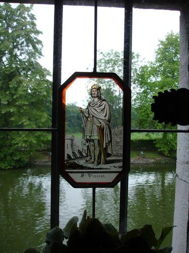 Château de Jehay: Window View© StuartCannan (
