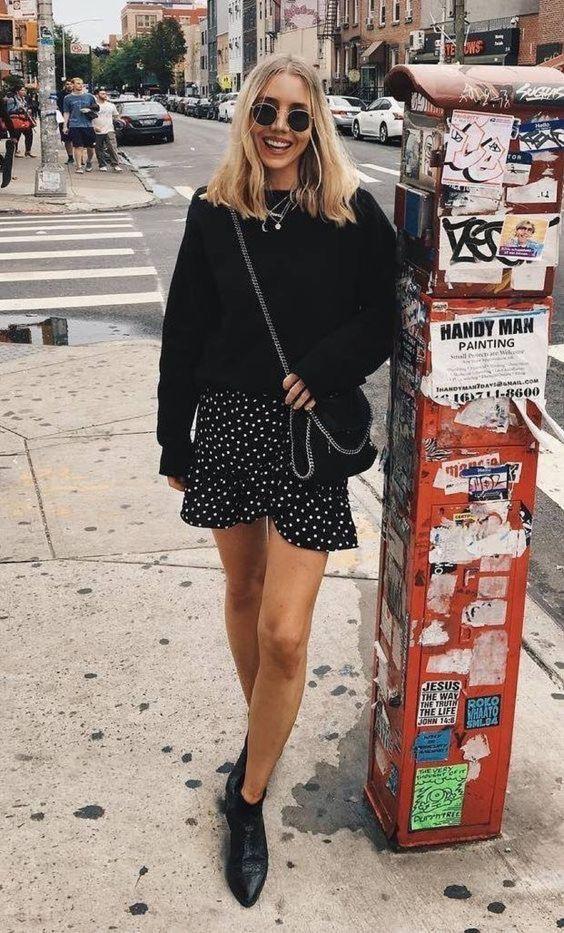 12 Herbstkleidung, die Sie im Sommer verwenden können #wintergrunge