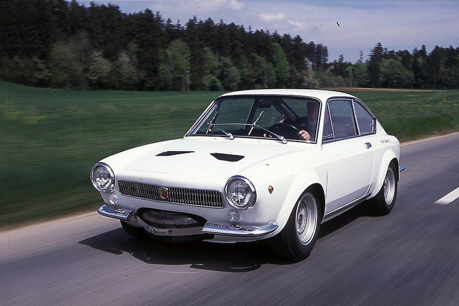 Lienhard Racing Fotografie On Abarth Fiat 850 Fiat Abarth