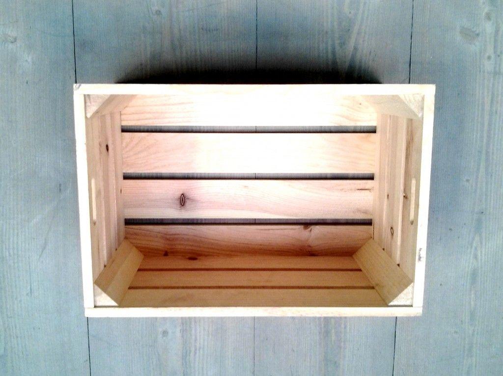 cajas de fruta apilables - Cajas De Madera De Fruta