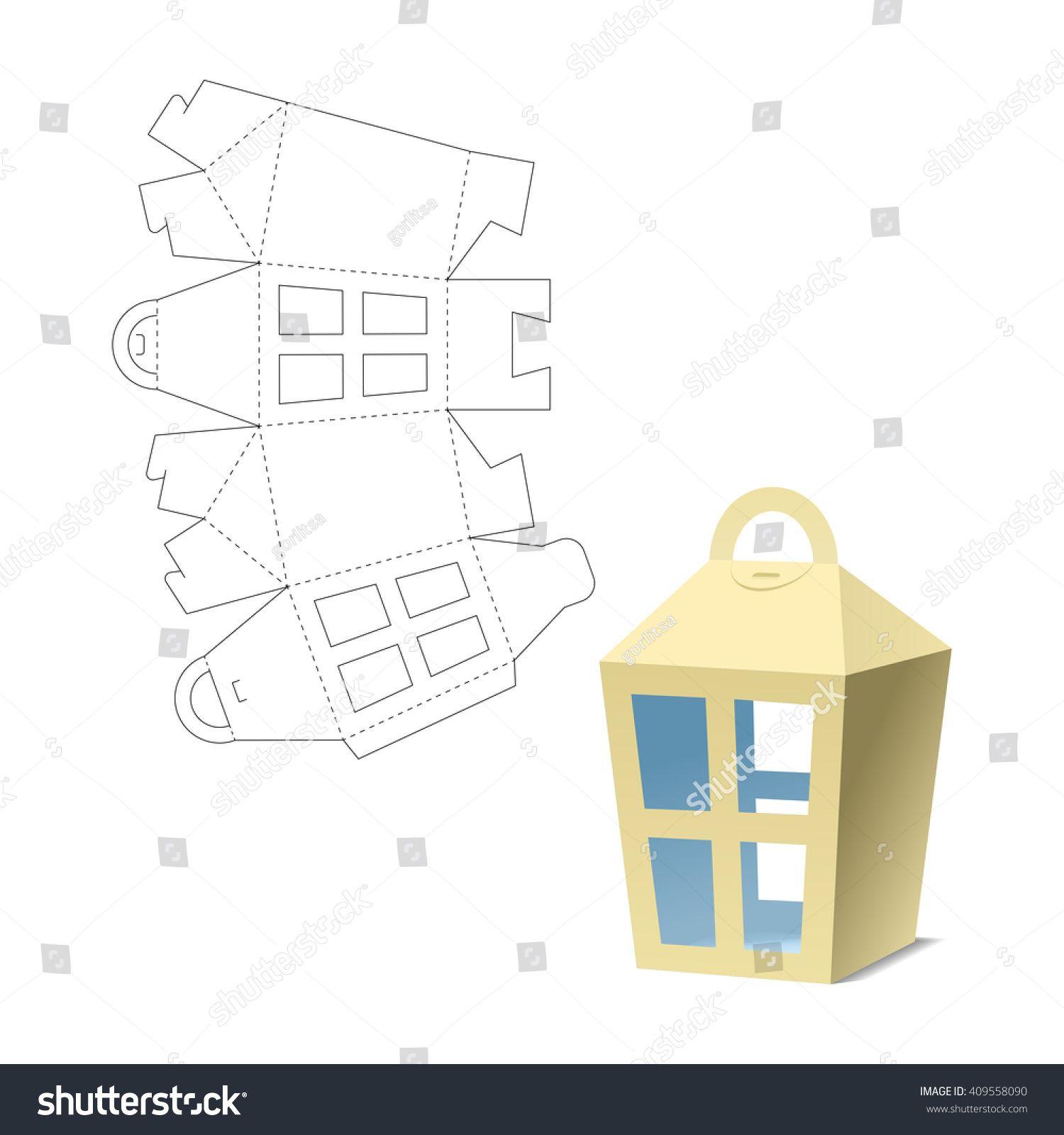 Pin by Kaixan Chen on Templates | Retail box, Origami Box ... - photo#38