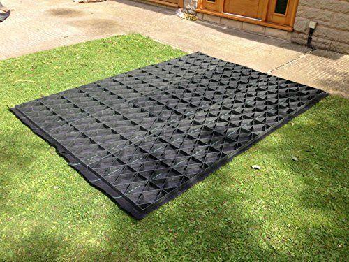 6x4 GARDEN SHED BASE GRID = FULL ECO KIT 2.1m x 1.2m + HEAVY DUTY ...