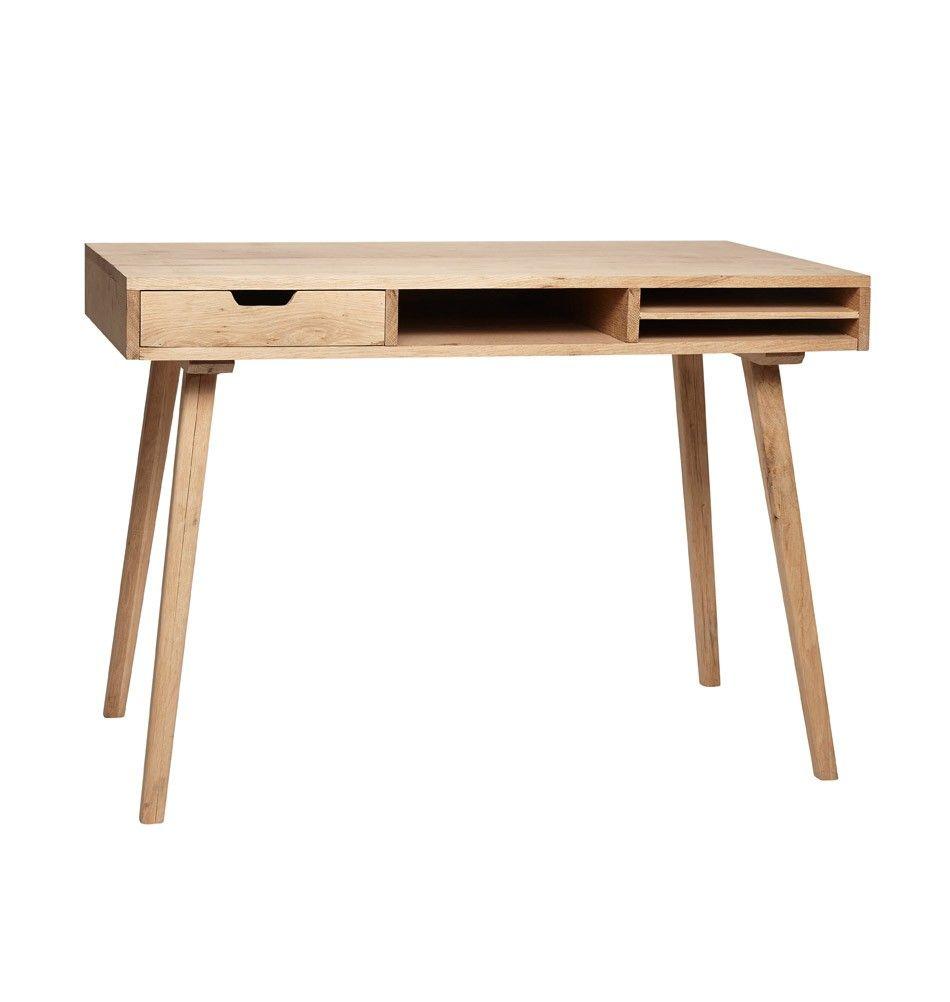 h bsch interior m bel schreibtisch aus holz schreibtisch desk office. Black Bedroom Furniture Sets. Home Design Ideas
