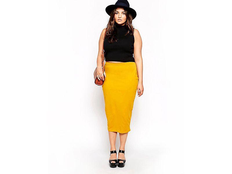 Лучшие юбки для фигуры «яблоко» (39 фото): фасоны, модели ...