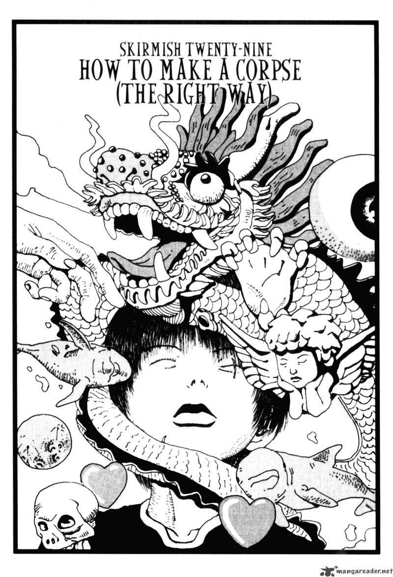 Black & White 29 Page 1 Black and white, Matsumoto, Artist