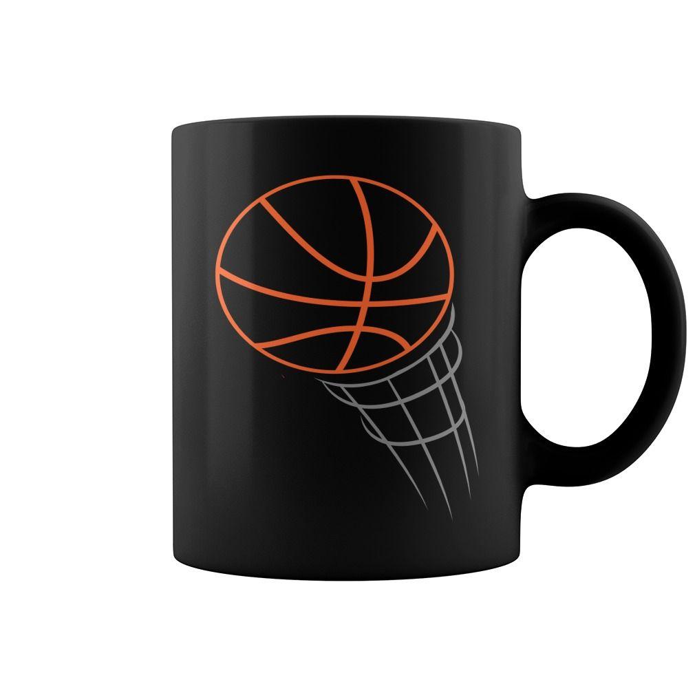 Basketball player gift tee basketball sports mug mug