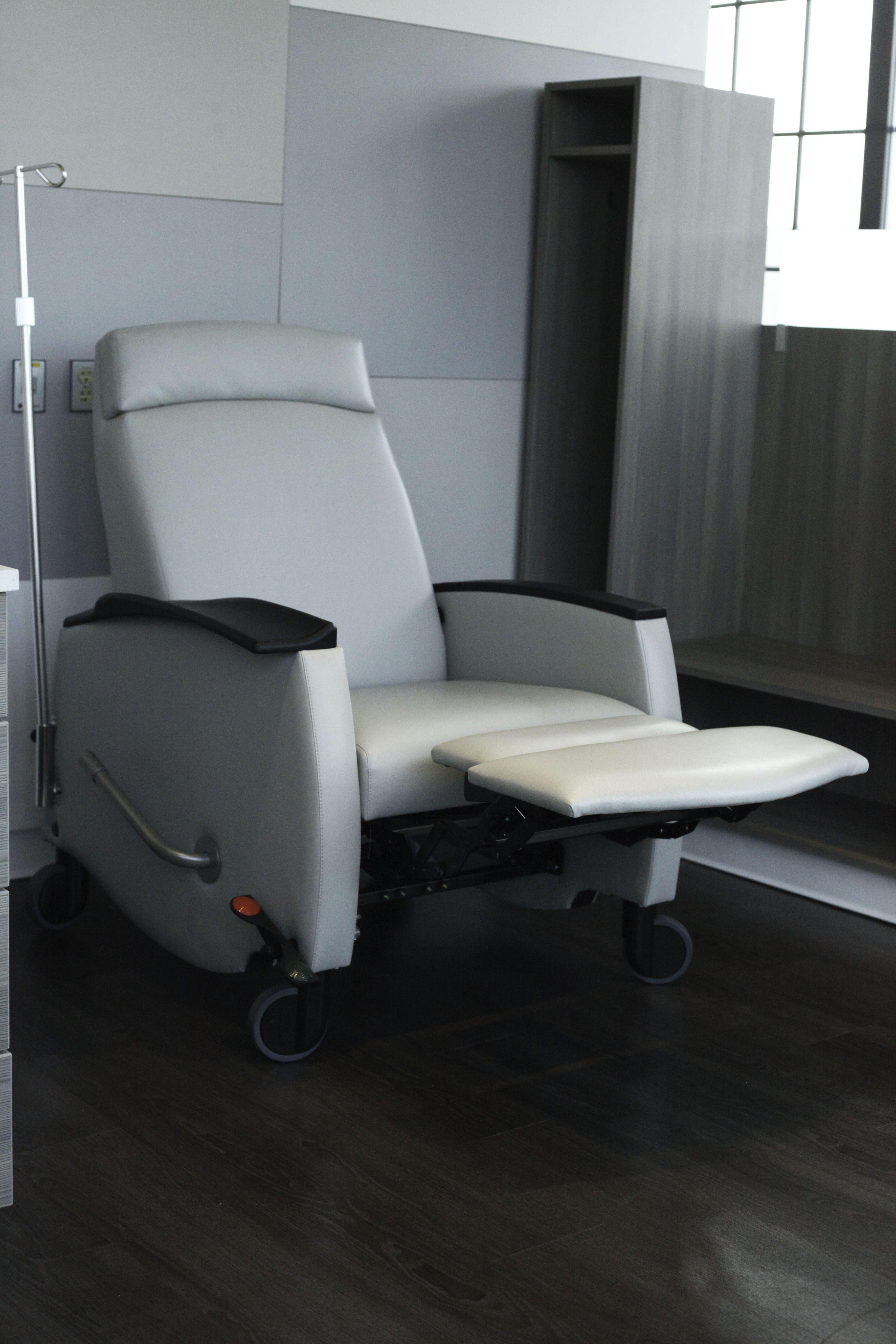 Orchestra Treatment Recliner | Manufacturer: Carolina Business Furniture |  Manufacturer Website: Http:/