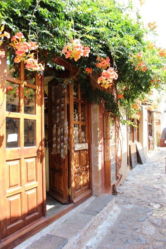 ~Monemvasia, Greece~