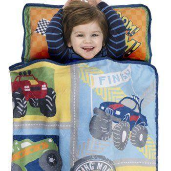 Monster Trucks Nap Mat By Baby Boom Bananafish Http Www Dp B008mec3jc Ref Cm Sw R Pi Z8fzqb0sypk4q