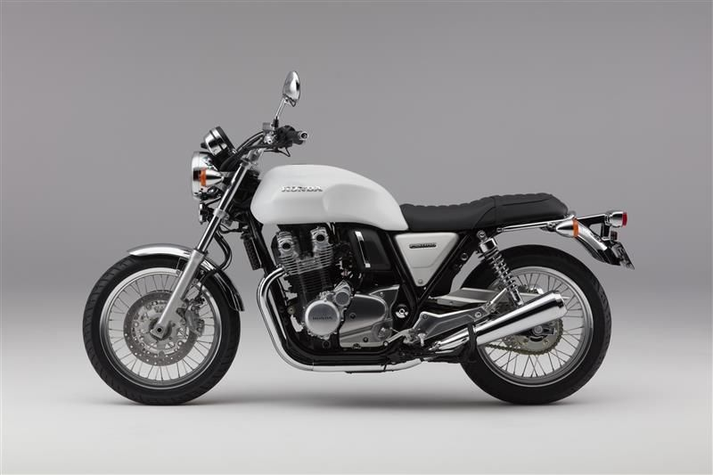 2017 Honda CB1100 EX Review Of Specs Changes