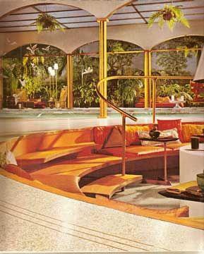 mid century tile pattern square | 1960S MID CENTURY MODERN KITCHENS FLOORING TILE BOOK INTERIOR DESIGN ...
